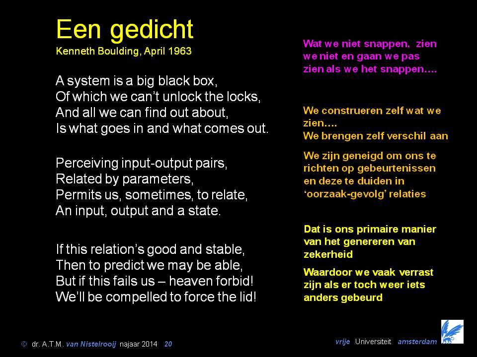hc 4  Systemisch interpretatief tot