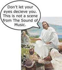 perception jesus kleiner