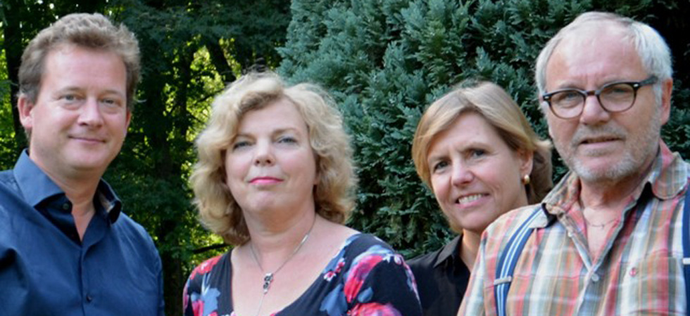 Dr. Antonie van Nistelrooij - Dr. Tonnie van der Zouwen MCM - Drs. Eva van der Fluit - Drs. Rob de Wilde CMC